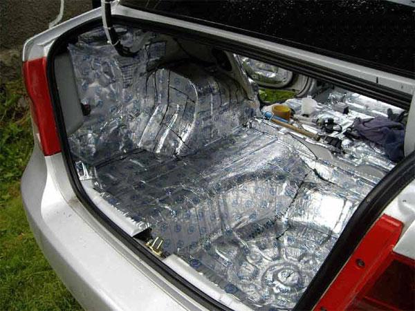 Как правильно сделать шумоизоляцию на автомобиле